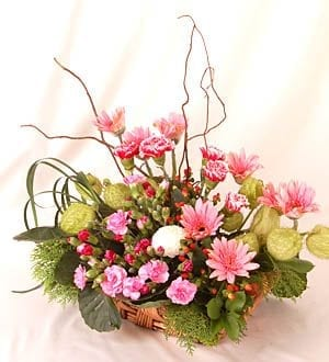 Online florist in KL | Flower-Baskets-Cheery