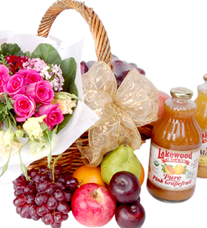 send a fruit basket what are the healthy fruits
