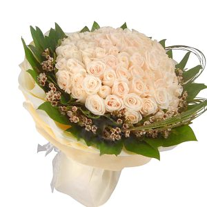 Online Florist in KL Malaysia - Flower Bouquet EVERLASTING LOVE