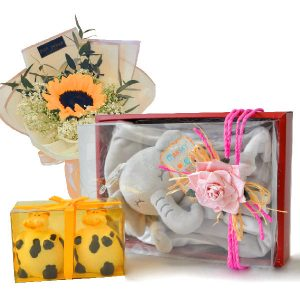 Baby Gift Online Malaysia - Baby Blanket RattleBaby Gift Online Malaysia - Baby Blanket Rattle