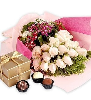 Romantic chocolate gifts - Chocolate Gifts - Pure Engracia