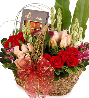 Godiva Chocolate Gift Basket Malaysia Premium Chocolate