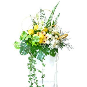 Funeral Flower Arrangements Malaysia Delivery Kuala Lumpur PJ - SaintlyFuneral Flower Arrangements Malaysia Delivery Kuala Lumpur PJ - Saintly