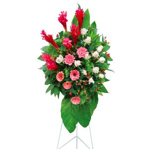Grand Opening Flower Delivery Kuala Lumpur - GREETING DAISY