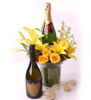 Champagne Pleasure Wine Gifts Delivery Kuala Lumpur
