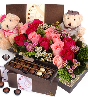 Valentine Gift For Her Online Florist Malaysia