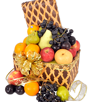 Birthday Fruit Baskets - Fruitasia
