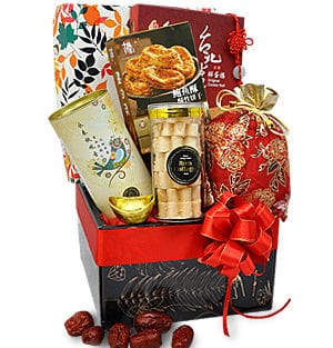 Chinese New Year Hamper Malaysia 2017 Auspicious CNY Hamper