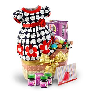 Baby girl gifts Malaysia - Baby Betty Puppet
