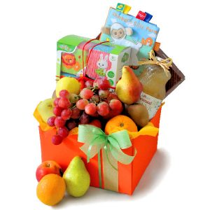 Unique Baby Gifts Malaysia - Wholesome Baby Learning hamper for baby