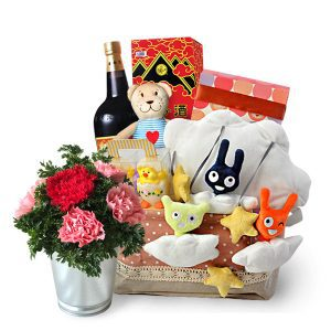newborn baby gift hamper malaysia - Dianthus Baby Mobilenewborn baby gift hamper malaysia - Dianthus Baby Mobile