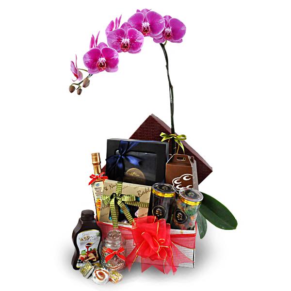 Hari Raya Flower Gifts PUDINA ORCHID