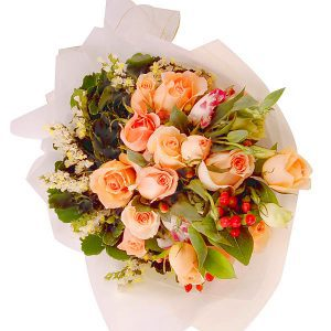 Hand Bouquet Puchong Malaysia - ROSELEE DREAM roses flower bouquet