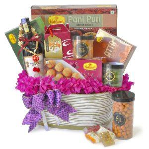 Deepavali Hamper Vegetarian Gifts - Kottutu Vegetarian Hampers Diwali