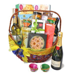 Diwali Hamper Delivery Malaysia - Perarvam Deepavali Gift Baskets