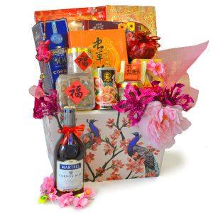 CNY Hamper Malaysia - Amassed Wealth Chinese New Year hamper
