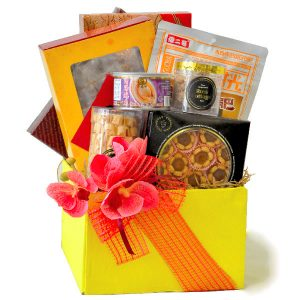 CNY Hamper Malaysia - Blessed Wishes Chinese New Year hamper