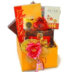 CNY Hamper Malaysia - Blessed Year Chinese New Year hamper