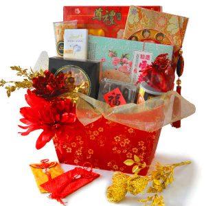 CNY Hamper Malaysia - Flourishing Business Chinese New Year hamper