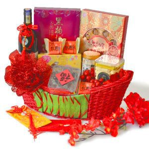 Chinese New Year Hamper Malaysia - Great Luck CNY gift