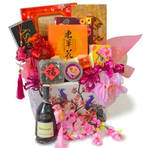Chinese New Year Hamper Malaysia - Immense Wisdom CNY gift