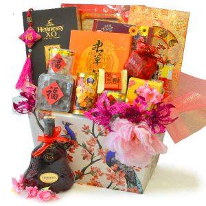 Chinese New Year Hamper Malaysia - Wealth Abundance CNY gift