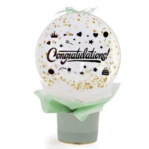 Congratulation Konfetti - Congratulation Balloons Malaysia Confetti Balloons